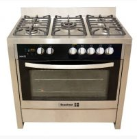 Scanfrost 9 Series Gas Cooker Online in Nigeria