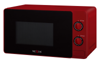 Nexus Microwave 20L With Grill - Red - NX-804R