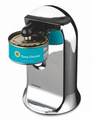 Kenwood CO606 Electric Can Opener - Chrome