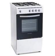 Midea 60*66cm Standing Gas Cooker - 4 Gas Burners