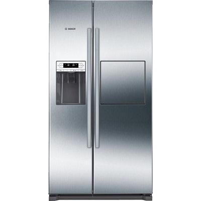 Bosch Series 6 Side – By – Side Fridge – Freezer Inox 522 L Gross KAG90AI20G