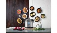 Sage The Fast Slow 6L Pressure Cooker- Stainless Steel