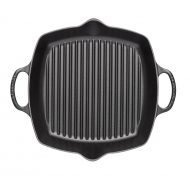 30CM SIGNATURE CAST IRON DEEP SQUARE GRILL