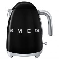 Smeg KLF03BLUK Retro Kettle – BLACK