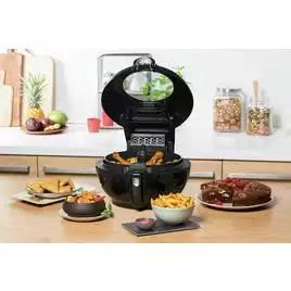 Tefal ActiFry Genius XL AH960840 1.7kg Air Fryer - Black