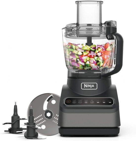 Ninja Food Processor with Auto-iQ BN650UK