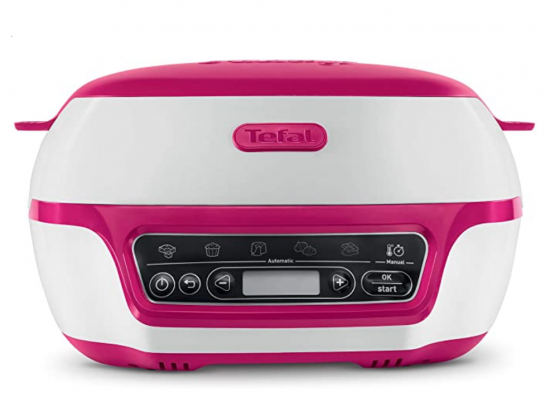 Tefal Cake Factory KD801840 Precision Cake and Bread Machine