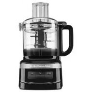 KitchenAid 5KFP0719BOB 1.7L Food Processor - Black