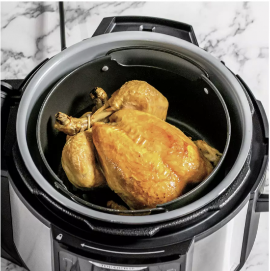Ninja foodi 6l multi pressure cooker air fryer dehydrator