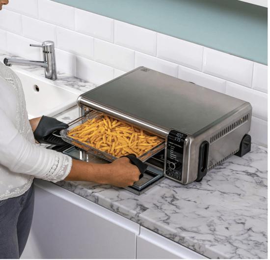 Ninja Foodi SP101UK 8-in-1 Flip Mini Oven