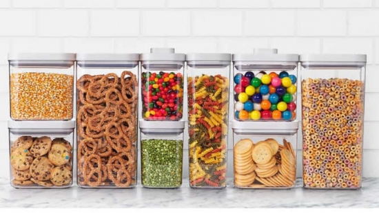 OXO SoftWorks 9-Piece POP Container Set