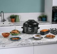 Ninja Foodi MINI 4.7L Multi Pressure Cooker and Air Fryer